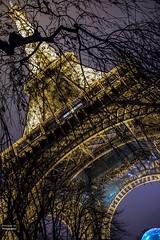 F.L. (Vincent/H) Tags: paris france color tower colors night french nikon tour couleurs eiffeltower eiffel toureiffel nuit franais couleur 2014 parisbynight ironlady damedefer parisdenuit d7100 vincenth