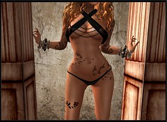 Beautiful-Nightmare (Jade Samsara) Tags: tableauvivant zaara lagniappe endlesspain loux xyroom collabor88 bodyfanatik