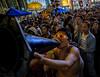 Umbrella Revolution I (Michael Steverson) Tags: china hongkong chinadigitaltimes mongkok protests occupy