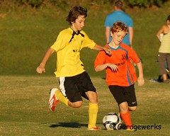Stars U12 Soccer (Garagewerks) Tags: boy field sport youth all child play soccer sony 2014 50500mm u12 f4563 slta77v