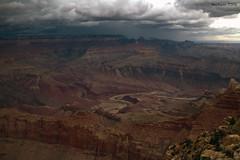 Grand Canyon - Stormy sky (SteveProsser) Tags: arizona grandcanyon stormysky lipanpoint