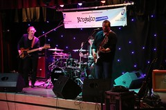 """Stevie Nimmo Trio at the IOW Boogaloo Blues Weekend • <a style=""""font-size:0.8em;"""" href=""""http://www.flickr.com/photos/86643986@N07/15675057907/"""" target=""""_blank"""">View on Flickr</a>"""