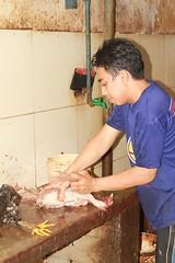 IMG_4204 (FAO ECTAD Indonesia) Tags: market visit jakarta 2014 lbm mentoring melawai