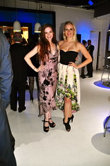 """Marissa Mayer and Adriana Milbrath • <a style=""""font-size:0.8em;"""" href=""""https://www.flickr.com/photos/107166297@N08/15701266961/"""" target=""""_blank"""">View on Flickr</a>"""