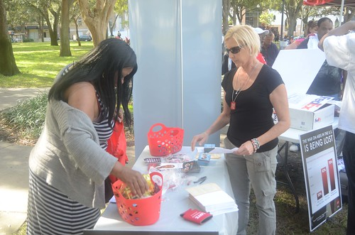 World AIDS Day 2014: USA - St. Petersburg, FL
