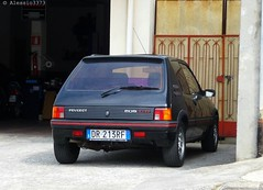 Peugeot 205 GTI (Alessio3373) Tags: peugeot 205 peugeot205 205gti peugeot205gti