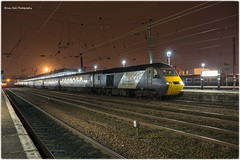 East Coast ,HST 43320 , Doncaster ,4-12-2014 (Bri Hall) Tags: intercity eastcoast 125 doncaster hst 43320