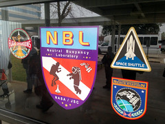 Neutral Buoyancy Lab Logos