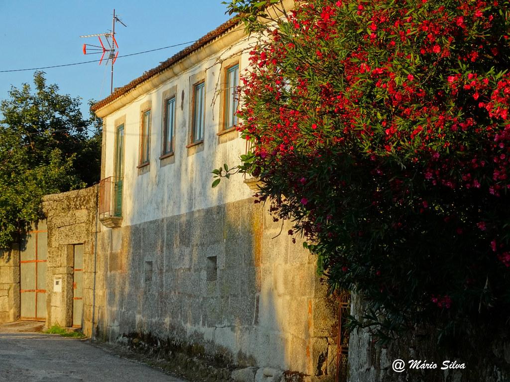 Águas Frias (Chaves) - ... Casa solarenga ...