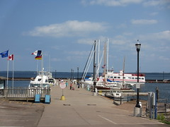 Docks at Bayfield, Wisconsin (Paul McClure DC) Tags: wisconsin architecture scenery lakesuperior bayfield bayfieldcounty july2014