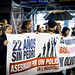 Manifestació 22 anys sense Pedro Álvarez