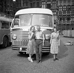 Ver024 (72grande) Tags: 1952 belgië belgique brussel bruxelles grotemarkt grandplace