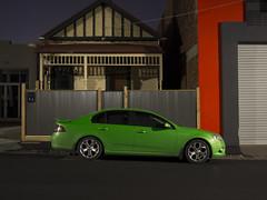 an early morning scene (Albion Harrison-Naish) Tags: longexposure colour car architecture night australia melbourne olympus victoria richmond unedited em5 olympusem5 lumixg20f17ii