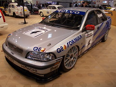 Volvo S40 BTCC Series 1998 (Zappadong) Tags: auto classic car volvo essen automobile voiture coche classics s40 techno oldtimer series 1998 oldie carshow btcc 2014 youngtimer automobil classica oldtimertreffen zappadong