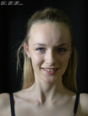 Nikita III (DaveParryphotography) Tags: girls girl female studio nikon dancers flash headshot portraiture softbox 50mmf14 studiolighting nikkor50mmf14 studioflash nikond7000