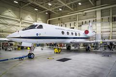 NASA Armstrong Gulfstream III
