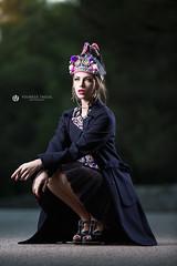 Fascino Etnico II (Lo_straniero) Tags: fashion puglia sartoriale ethnicfashion canoneos5dmarkiii younesstaouil alessandramonno wwwyounesstaouilcom fascinoetnico