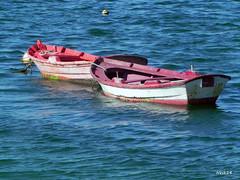Barcas (nesk24) Tags: boat mar agua barca barco galicia ria riasbajas tplringexcellence