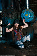 JOY (JRT ) Tags: old winter shadow haircut cold sexy rot abandoned broken girl beautiful pose hair model eyes nikon shoot sitting shadows looking view boots boobs body grunge tripod bra brokenglass joy goth young longhair machine makeup freezing windy location dirty sensual tattoos belly dirt stunning oil oily filthy derelict cameltoe speedlight teeshirt softbox spikes slippery leggings derelictbuildings strobes 2470f28 triggers outsidethebox d300s jrwphotography johnwarwood flickrjrt jrwphotographycouk