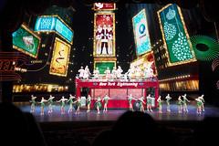 Christmas Spectacular (mraogr) Tags: christmas nyc newyorkcity holiday bus holidays sightseeing broadway radiocity doubledecker rockettes radiocitychristmasspectacular
