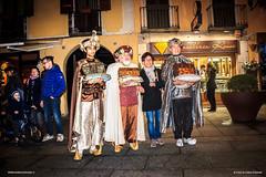 Il Natale del Borgo (Carlo Pozzoni) Tags: christmas xmas festa inverno natale borgo babbo mirra incenso oro valsesia borgosesia addobbi immacolata remagi cammelli dromedari