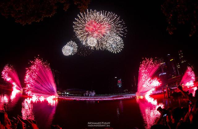 New Year 2015 Singapore