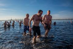 Polar Bear Swim 2015 - White Rock (TylerIngram) Tags: polarbear whiterock polarbearswim westbeach