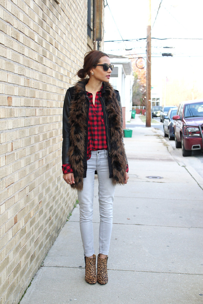 Leopard + Plaid 5