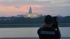 SporTV em Pyongyang Coria Do Norte com Uri Tours - DPRK (uritours) Tags: northkorea dprk coriadonorte sportvemcoriadonorte globoemcoriadonorte