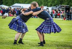 Frazer Hirsch & Ryan Dolan (FotoFling Scotland) Tags: male kilt perthshire wrestler highlandgames kilted meninkilts blairatholl ryandolan scottishwrestlingbond wrestlingbond blairathollgathering