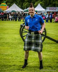 Scott Carson (FotoFling Scotland) Tags: socks kilt perthshire wrestler highlandgames kilted meninkilts blairatholl scottcarson blairathollgathering