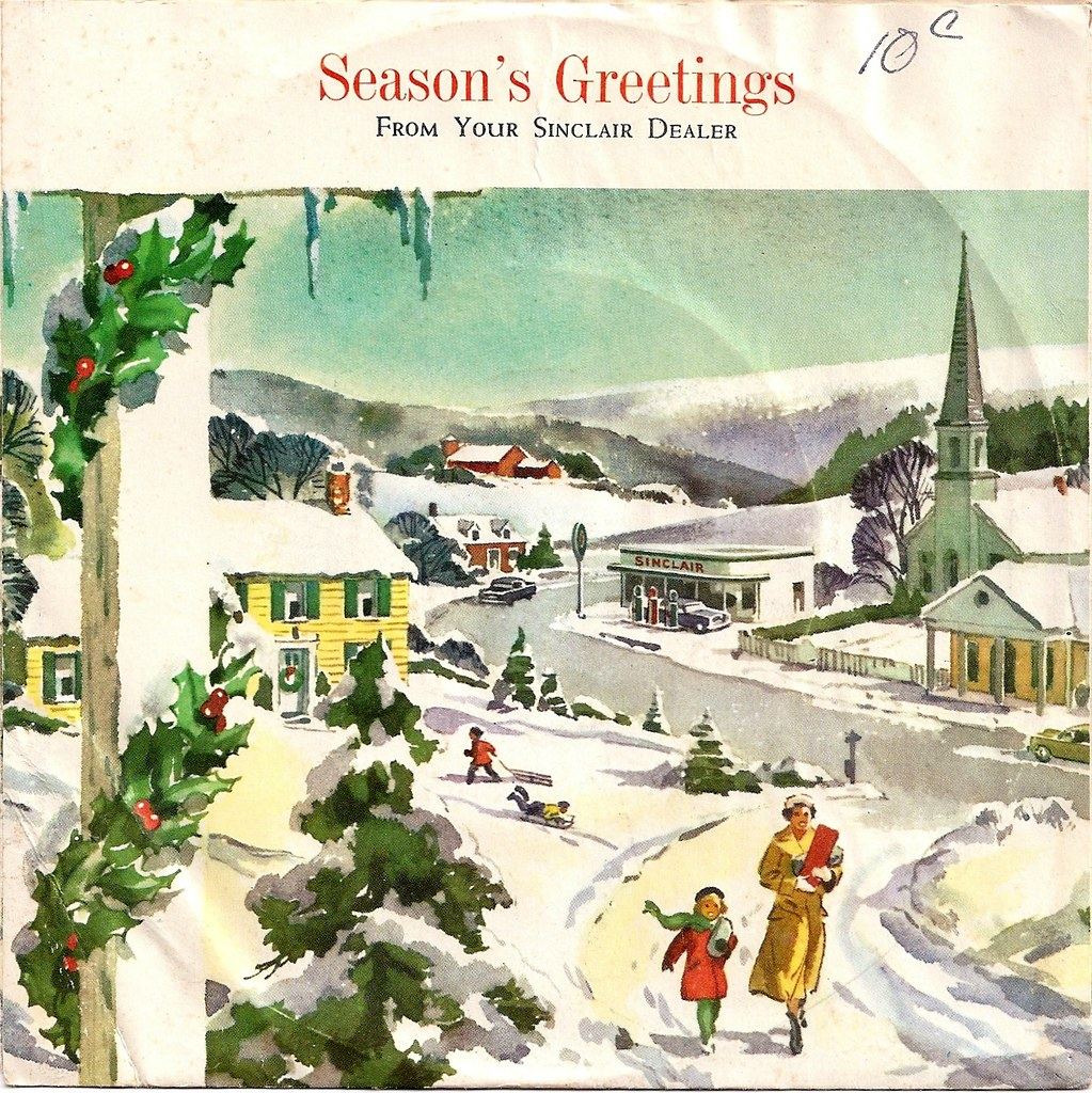 Season's Greetings (from your Sinclair dealer)!! (stoneofzanzibar ...