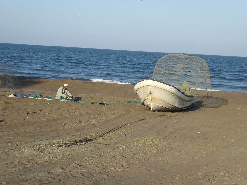 Fixing the fishing nets