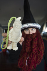Day 2907 (evaxebra) Tags: hat beard soap gnome pointy rope soaponarope