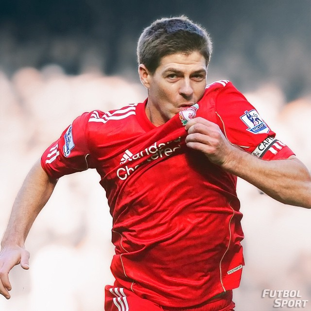 regram @futbolsport #LiverpoolFC #Legend Steven #Gerrard announces he is to leave the club at the end of the season.
