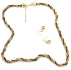 5th Avenue Gold Necklace P2010A-2