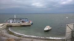 WP_20140817_13_28_19_Pro (MarielaBodakova) Tags: rain boat blacksea anastasiaisland