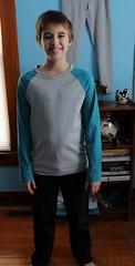 Ottobre 06/2013 #39 Autumn Stripes Raglan T-shirt (Kristin SunnySewing) Tags: winter top mrt tee 39 ottobre 2015 062013