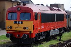 M41.2131 (Tamás Tokai) Tags: eisenbahn zug loco locomotive bahn lokomotive lok ganz m41 lokomotiva vonat vasút mozdony železnice csörgő mávag