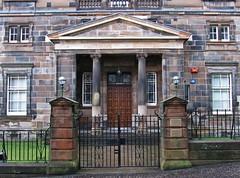 Another Door (Bricheno) Tags: school college scotland catholic glasgow escocia szkocja schottland jesuit scozia cosse staloysius  esccia   bricheno chandlerybuilding staloysiuscollege scoia