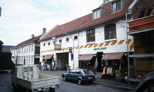 Neste Stopp i Holstveita 2 (ca. 1982 - 1990)