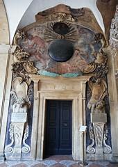 Memorial to the Fornasari brothers (1678-1679) - Archiginnasio at Bologna (* Karl *) Tags: italy memorial bologna fornasari