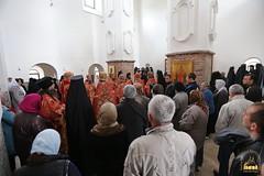 33. Paschal Prayer Service in Svyatogorsk / Пасхальный молебен в соборном храме г. Святогорска