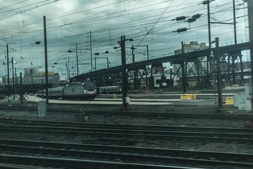Nearing the Train Station