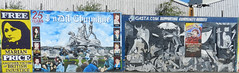 Barrio Catlico Murales en la calle Belfast Ulster Irlanda del Norte 09 (Rafael Gomez - http://micamara.es) Tags: en del la calle belfast murales barrio norte irlanda ulster catlico uladh cuige