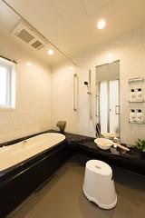 春日部パルフェ展示場 浴室 (tokyo816) Tags: 春日部 浴室 パルフェ 1階 セキスイホームテクノ