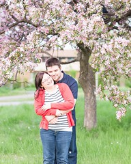 How cute are these two!? We were so lucky for their session to time out with the beautiful blooms of the crabapple trees! Check out more fluffy pink florals on the blog! Link in bio! #naweddings #nabrides #nacouples (Nicole Amanda Photography) Tags: pink trees wedding two cute beautiful out square photography for blog check photographer with time ottawa fluffy bio we more lucky link were session how these blooms their florals engaged crabapple weddingphotographer ottawaweddingphotographer weddingphotographyblog instagram naweddings nacouples nabrides