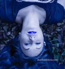 Blue Ivy (Marlon Wright) Tags: blue portrait nikon 50mm18 d600 nikonflickraward