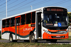 Antes e depois: Linave 0438 - CAIO Apache Vip Mercedes-Benz OF-1519 (Busologando) Tags: mercedesbenz caio apachevip of1519 novaiguarj linavetransportes