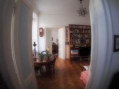 At home. (@oloarge) Tags: home casa interior fisheye interno